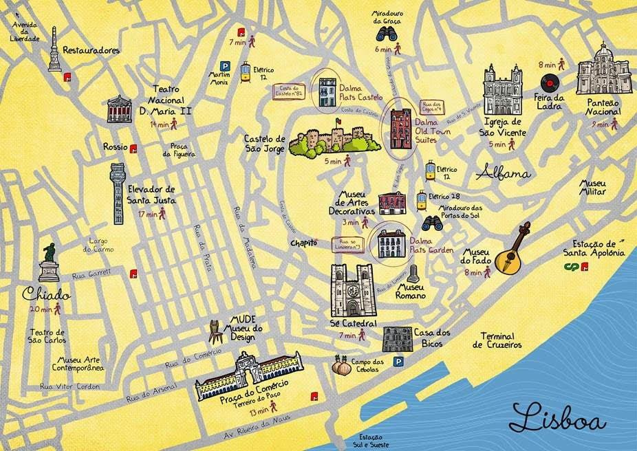 Dalma Map